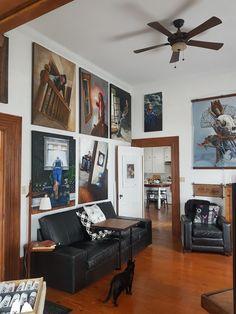 Studio of Daisy Fresh - Artist