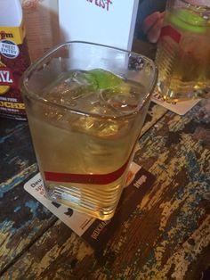 Johnnie Walker & Ginger Ale, Cask & Still, Leith Walk