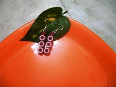 i make paper quilling earrings for sale My quilling Jewelery. Light weight. Cost effective. Water proof.