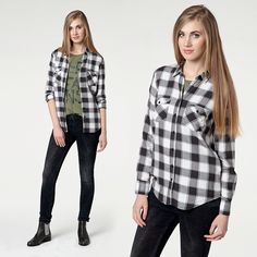 #new #newcollection #newarrivals #women #womencollection #fw15 #fallwinter15 #shirt #maggie #regular #oyster #pepejeans