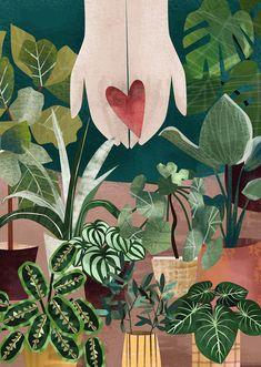 dobre-kreski Plant Leaves, Posters, Art, Art Background, Kunst, Poster, Performing Arts, Billboard, Art Education Resources