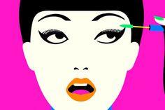 Actualité / Sephora : une mise en beauté par Malika Favre / étapes: design & culture visuelle