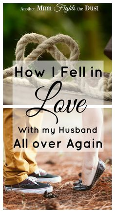 The questions I asked that made me Fall in Love with my Husband all over again!