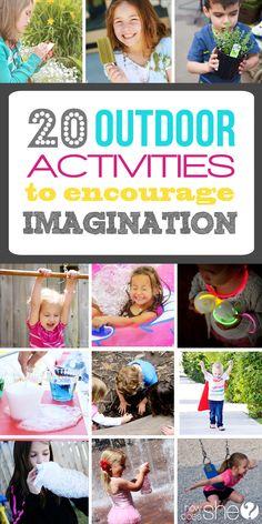 20 Summer Activities