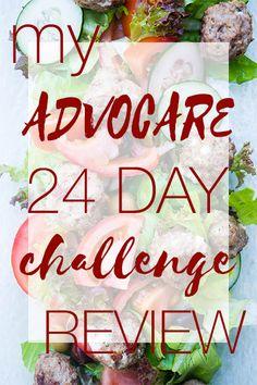 My Advocare 24 Day Challenge Experience - Kitschen Cat Advocare 10 Day Cleanse, Advocare Diet, Advocare Challenge, Healthy Cleanse, Advocare Recipes, Cleanse Recipes, Advocare Slim, Juice Cleanse, Healthy Eats