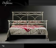 Wrought Iron Bed 07