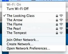 These pretty cool neighbours: