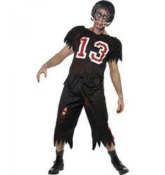 #Costume #Footballer #Halloween