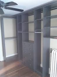 how to make your own walk in closet with wood - Google Search