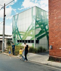 Polygreen - Bellemo & Cat Architects - Lunchbox Architect