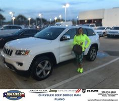 https://flic.kr/p/SF2sPv | Happy Anniversary to Carrie  from Billy Bolding at Huffines Chrysler Jeep Dodge RAM Plano | deliverymaxx.com/DealerReviews.aspx?DealerCode=PMMM