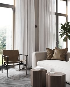 living room Curtains, Living Room, House, Furniture, Home Decor, Architects, Flat, Blinds, Decoration Home