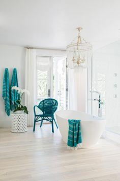 Photos Of Dream Home Master Bathroom White bathrooms Chrome finish and Hgtv