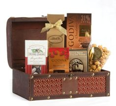 Classic Godiva Chocolate Fantasy Gift Basket *** Check out the image by visiting the link.