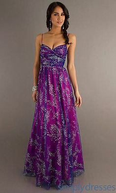 this would be a fun one to wear.... probably Junior year though.... too late I guess :)p