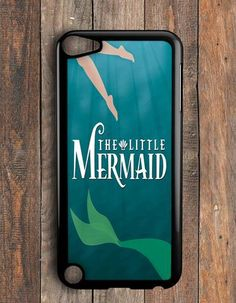 Princess Ariel Mermaid Painting iPod Touch 5 Case