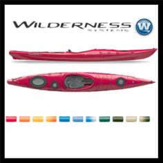 Wilderness Systems 11.  Gotta get one of these!