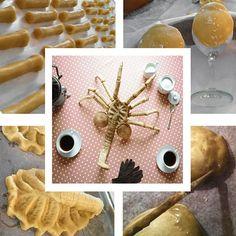 Alien facehugger cookies. Win!