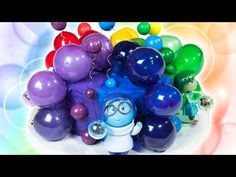 Inside Out Cake with Edible Gelatin Bubbles from Cookies Cupcakes and Cardio - YouTube