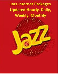various jazz internet packages, which include the 2G, 3G and 4G Internet packages, all jazz Internet packages 2G, 3G and 4G provided by Jazz. Jazz Internet, Cheap Internet, 4g Internet, Network Operations Center, Internet Packages, Cellular Network, Internet Providers, Told You So, Packaging