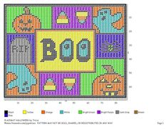 HALLOWEEN PLACEMAT 2/2