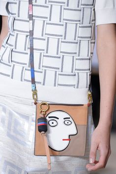 Tory Burch at New York Spring 2015 (Details)