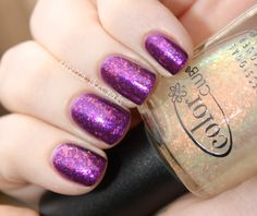 rebecca likes nails: Color Club - Winter Affair Collection - swatches and review