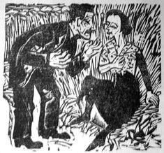 German Expressionist Woodcuts: Ernst Ludwig Kirchner (German, 1880-1938)