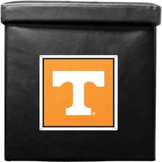Tennessee Volunteers Ottoman Foldable