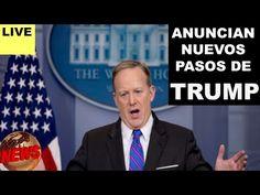ultimas noticias de EEUU, TRUMP Y SUS MENTIRAS DESATAN UNA OLA DE PROTESTAS 13/03/2017 - YouTube