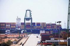 Porto de Sines em expansão
