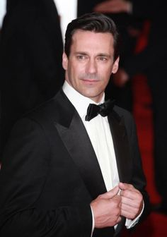 Jon Hamm he is hot