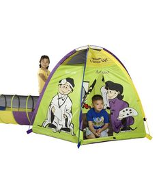 Take a look at this When I Grow Up Tent & Tunnel by Pacific Play Tents on #zulily today!