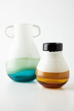 Marbled Milk Vase from Anthropologie - $30.00