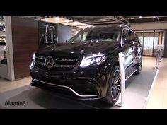 2017 Mercedes Benz GLS 550 SUV - YouTube