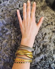 TGIF! Treat yourself with bracelets galore!