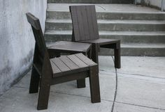 Furniture made from 2x4s? Yes, please. #diy #garden #craft #furniture #2x4 #furniture #patio