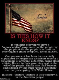 Wake up!  The only people congress serves are themselves!  Term limits!