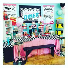 1950's Sock Hop Birthday Party Ideas | Photo 6 of 20 | Catch My Party