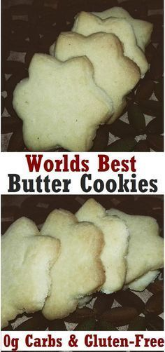 These amazing cookies are carbs-free, gluten-free, low-calorie, and nut-free