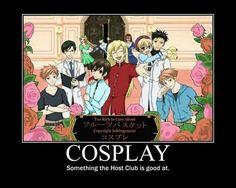 Cosplay fruits basket and ouran high school host club Ouran Highschool Host Club, Ouran Host Club, High School Host Club, Me Anime, I Love Anime, Manga Anime, Anime Stuff, Honey Senpai, Geeks