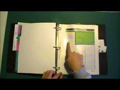 Bill Organizer - WOW!  This sings to my ADHD soul!