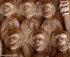 Apóstoles. Claustro de Silos