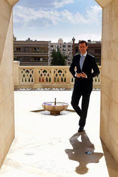 Bashar Al_Assad - They Said About The President