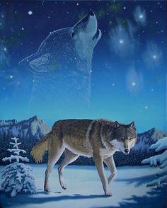 #Wolf #Spirit #SpiritHoods #InnerAnimal