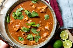 Slow-Cooker Butter Chicken - NYT Cooking