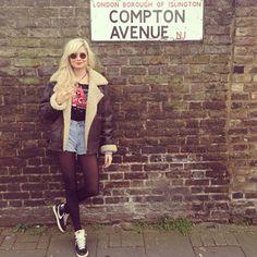 Nina Nesbitt. absolutely adore her style