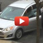 Caught on video: Dem delegate's botched DC parking job turns into fiasco, goes viral