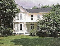 Sfeervol wonen in een klassieke villa: A Big Old Victorian Farmhouse