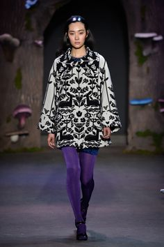 The Best of New York Fashion Week Fall 2015 - Honor Fall 2015